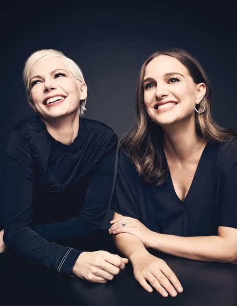 Natalie Portman and Michelle Williams for Varietys Actors on Actors (2016)