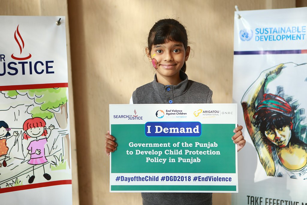 @UsmanAKBuzdar @CMOfficePunjab @GOPunjabPK This is very right time to formulate a #ChildProtection Policy to deal with all forms of violence against children. This is a long-awaited need and demand from children on this #DayOfTheChild @ShabazGil @UNICEFPakRep @ImranKhanPTI