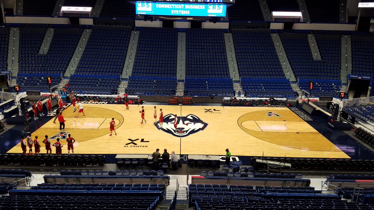 Big Red takes on UConn tonight in Hartford