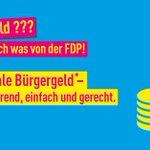 Image for the Tweet beginning: #Bürgergeld? Da gibt´s doch was