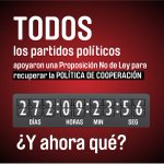 #CooperaPaCuando Twitter Photo