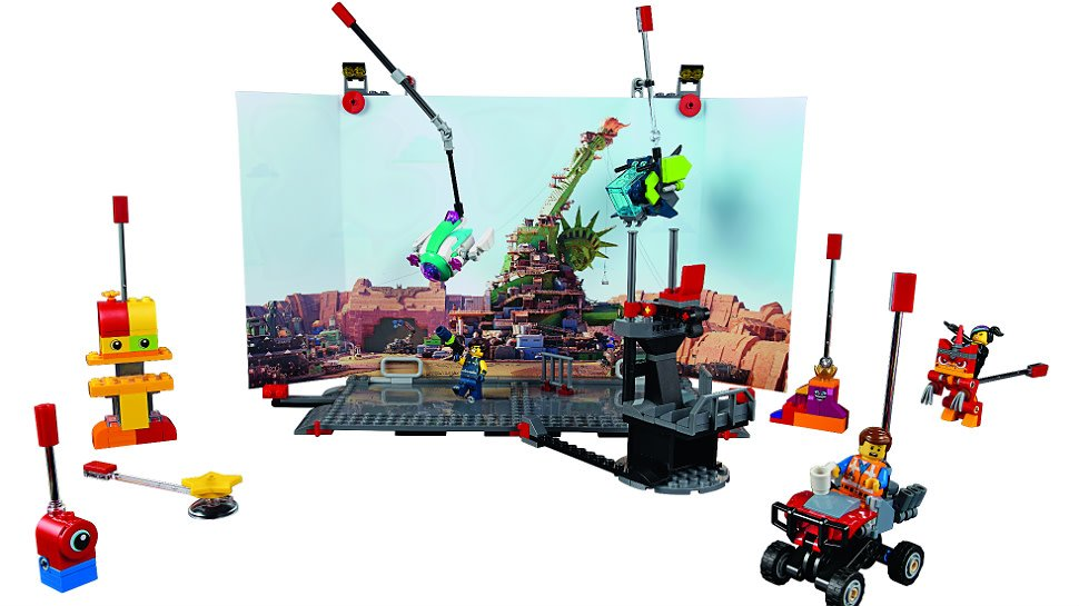 #TheLegoMovie2 reveals a whole slew of new sets, and everything about them is awesome: https://t.co/olY5eZUOkR https://t.co/KsLYpN5T8G