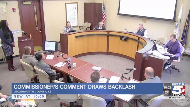 White Kansas official who made 'master race' comment to black woman resigns https://t.co/cMw1nJ3kOh