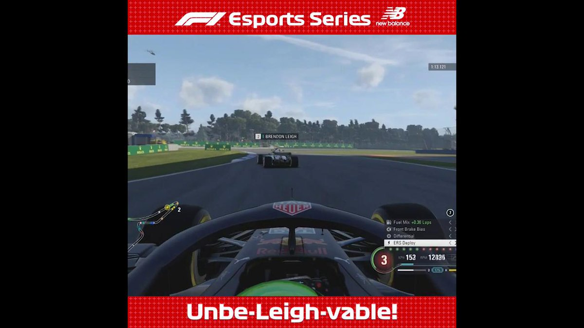 Six race wins, the DHL Fastest Lap Award, and a second consecutive F1 @newbalance Esports Pro Series title for @BrendonLeigh72 👏👏👏  The @MercedesAMGF1 man on how he defended his #F1Esports crown 👑