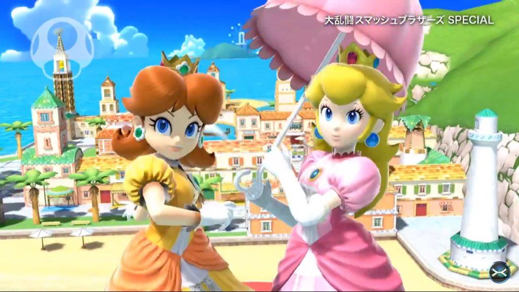Your business! Princess peach daisy rosalina and zelda topic consider