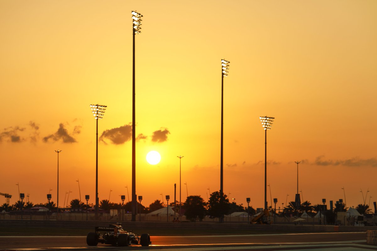 """It's almost time for @alo_oficial to ride off into the sunset 🌅  """"Abu Dhabi will certainly be very emotional race"""" >> https://f1.com/ABD-Pre_Quotes  #AbuDhabiGP 🇦🇪 #F1"""