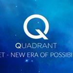 Image for the Tweet beginning: Quadrant Protocol (@explorequadrant) in its
