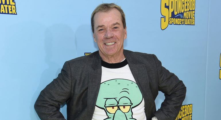 Happy Birthday to voice-actor, Rodger Bumpass - the voice of Squidward Tentacles!