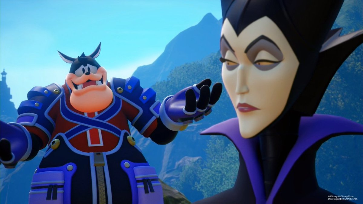 Get a deeper look at some of the worlds Sora, Goofy, and Donald will visit in this Kingdom Hearts III trailer:   https://t.co/NdpWb4jQx1