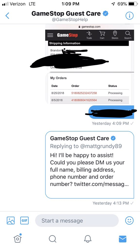 455b82e7b02 GameStop on Twitter