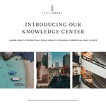 Our mission is to help others create wealth through real estate. You do not have to be an investor to take advantage of what we offer. We have a state-of-the-art commercial real estate knowledge center.  View our Knowledge center by clicking here - https://t.co/DLQidfXqJ7