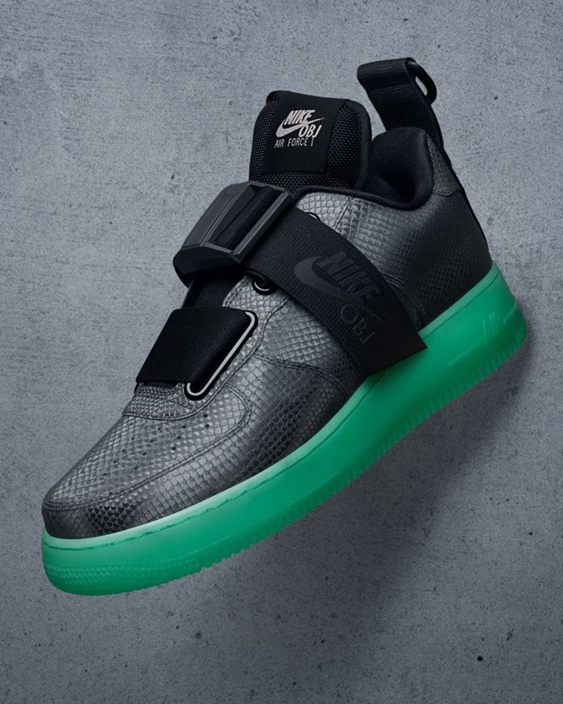 Nike Air Force 1 Utility 'OBJ