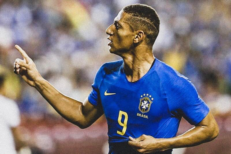 🇧🇷 @Richarlison97 for @CBF_Futebol:  ⏱ 180 Minutes ⚽ 3 Goals 🎯 1 Assist  😳 Unstoppable form. 👏