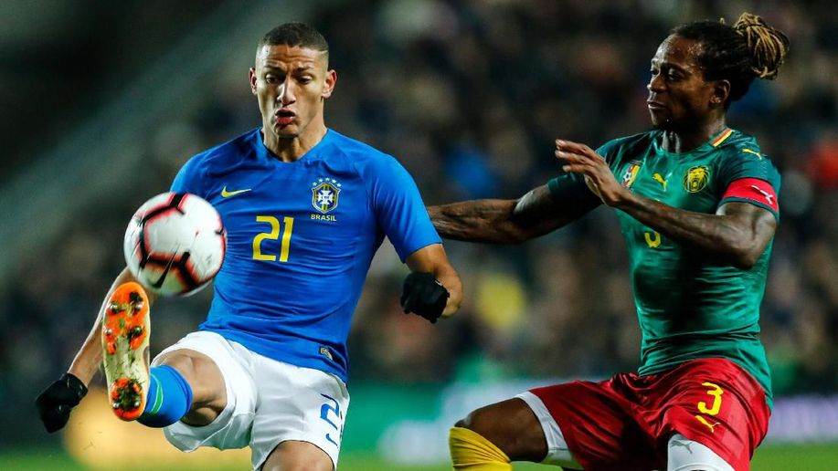 Hasil Laga Uji Coba: Brasil Kalahkan Kamerun, Neymar Cedera https://t.co/VhOV3Ppbrz via @detiksport https://t.co/YIrd6d4VSB