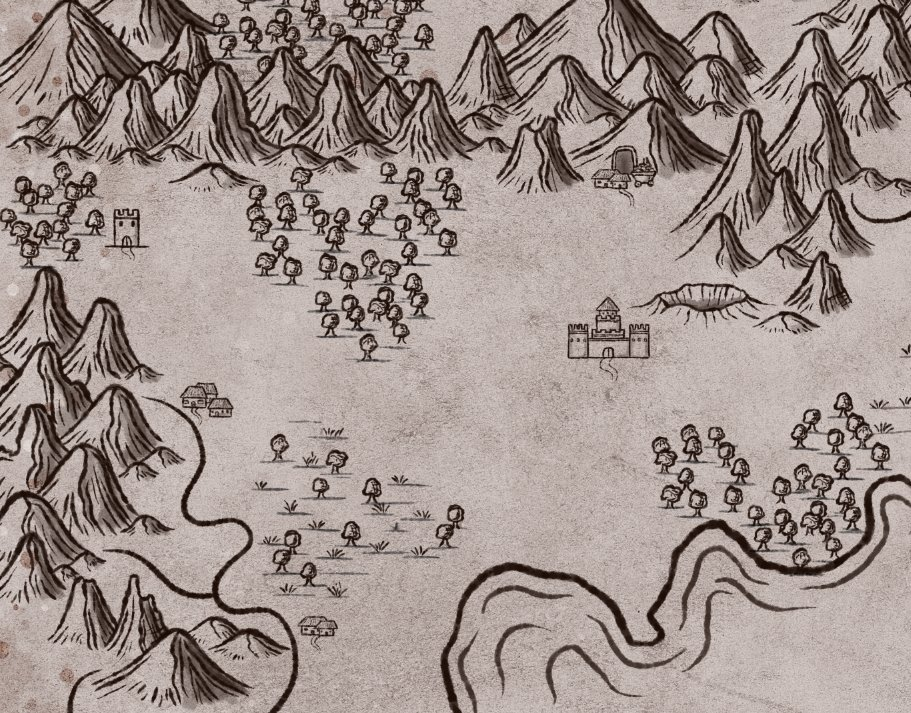 Elven Tower Cartography on Twitter: