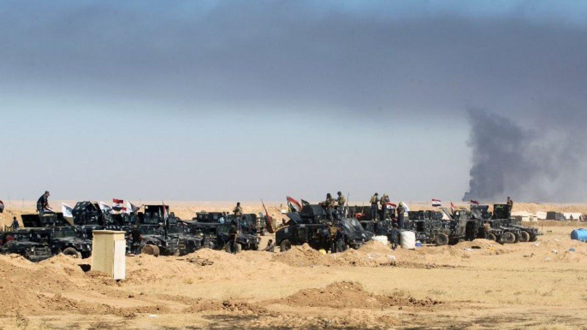 Siria, esercito iracheno: 'Uccisi in raid 40 militanti dell'Isis' #siria https://t.co/n1kE5JOr8t