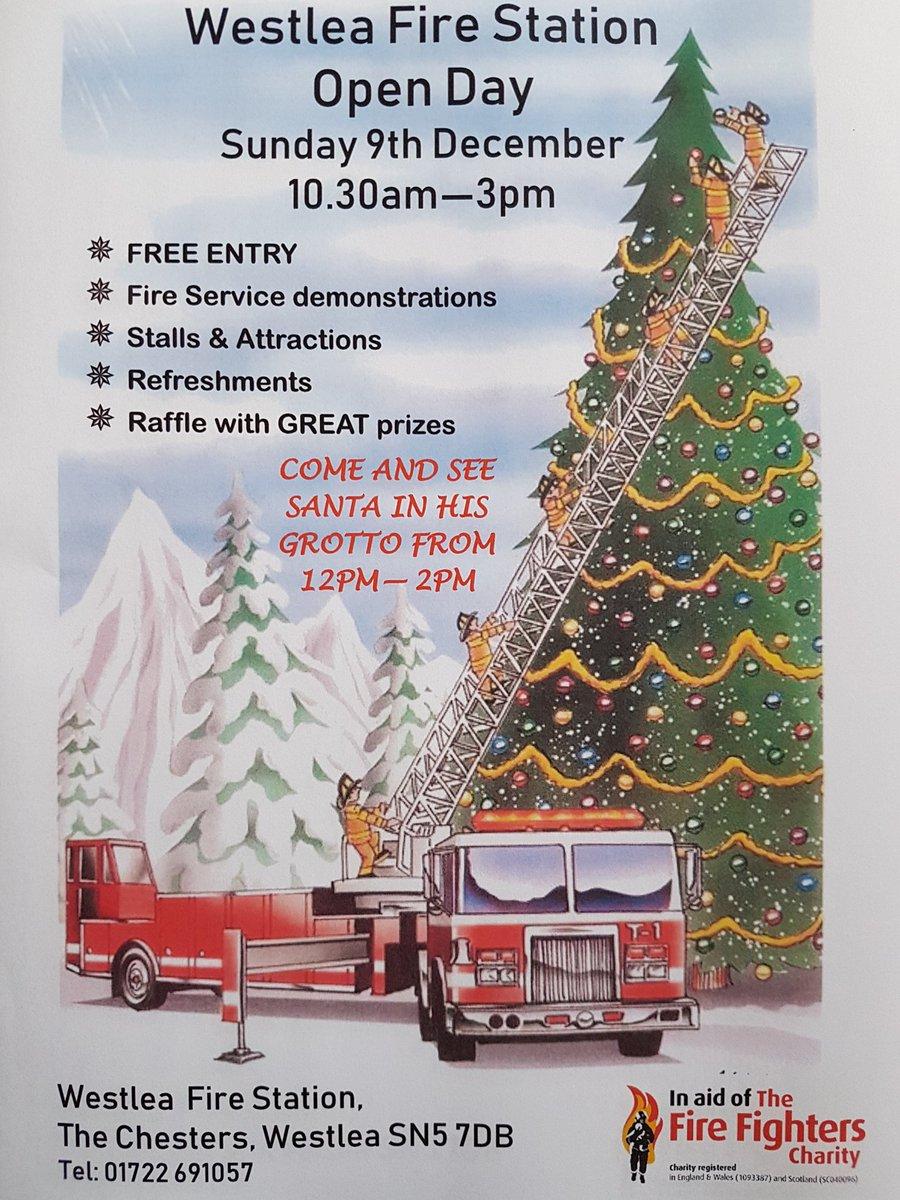 Westlea Fire Station Open Day
