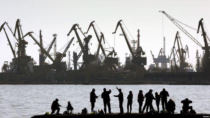 Брюссель и Лондон призывают Россию не препятствовать судоходству в Азовском море Фото