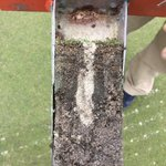 Image for the Tweet beginning: #DryJect demo day in Bluffton,