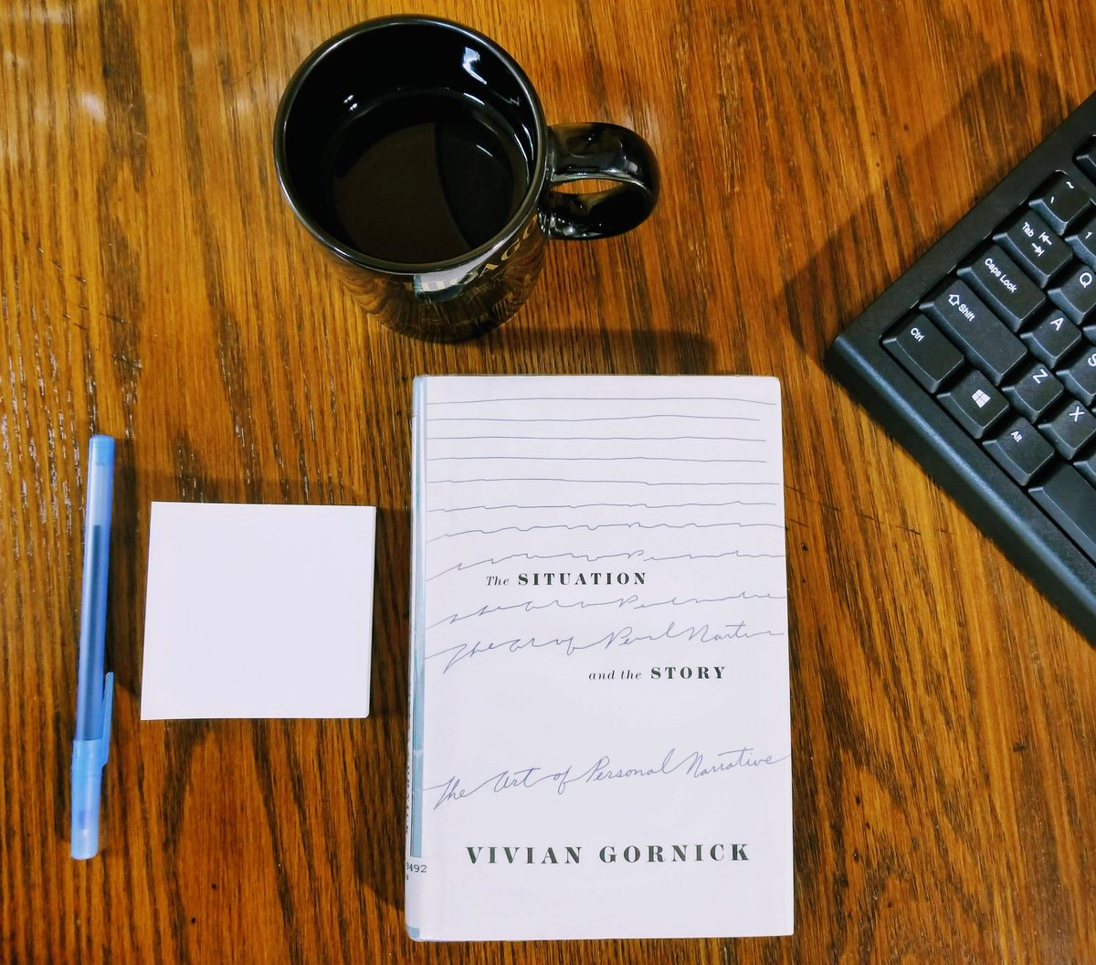 the situation and the story gornick vivian