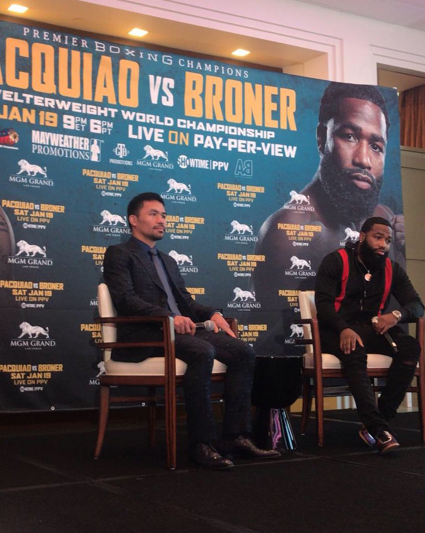 test Twitter Media - Catch highlights, quotes and more from today's presser on our IG Story! #PacBroner https://t.co/424Hr7VrXU