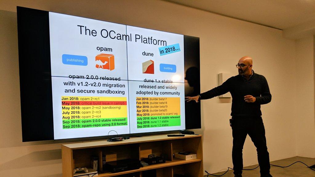 OCaml London - @OCamlLDN Twitter Profile and Downloader | Twipu