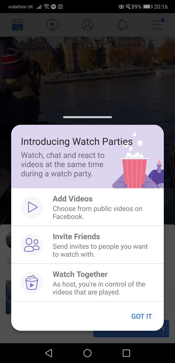 Facebookwatchparty Hashtag On Twitter
