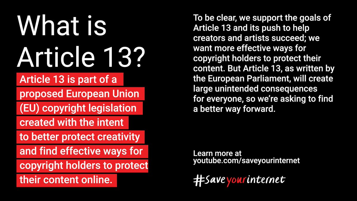 Image result for article 13