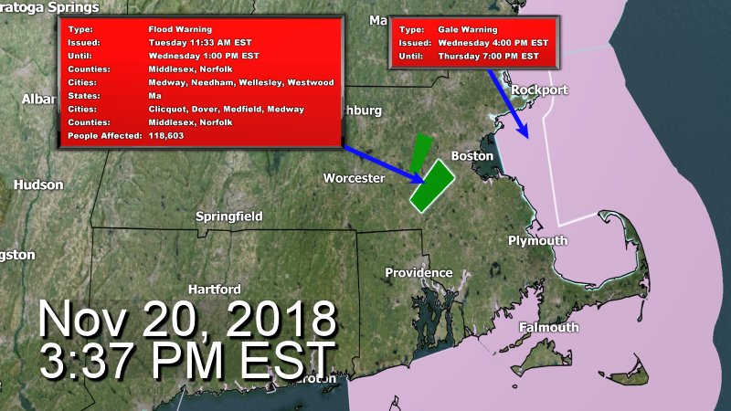 New Warnings have been issued for Massachusetts.  #test https://t.co/IDsWtcwDef