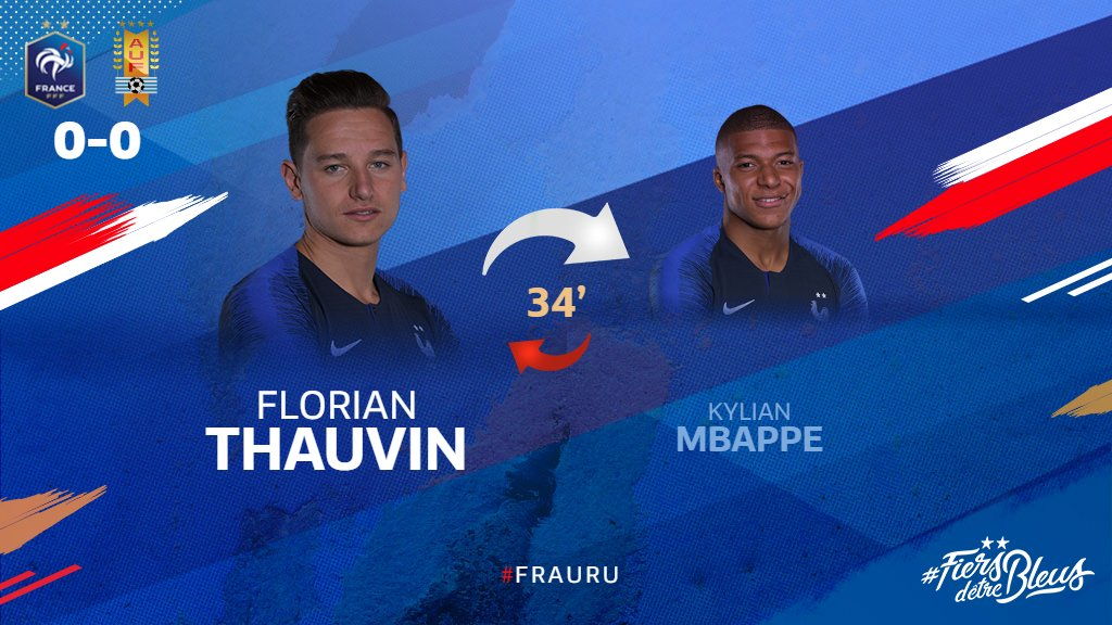 Equipe de France ⭐⭐'s photo on Kylian