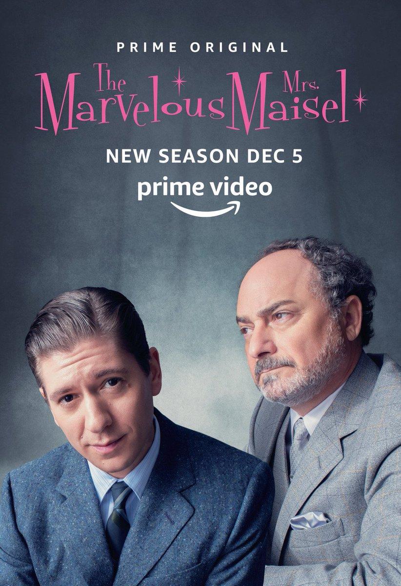 The Marvelous Mrs Maisel, saison 2 (scoops et infos) DseVVkBXgAMBjHL