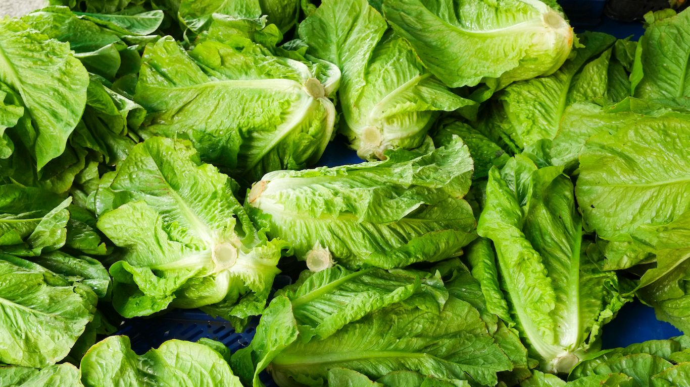 Don't eat any romaine lettuce, the CDC warns. An E. coli outbreak has sickened 32 people https://t.co/61wLMUbZdZ https://t.co/BHDGABpRb2