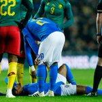 Neymar y Mbappé Twitter Photo