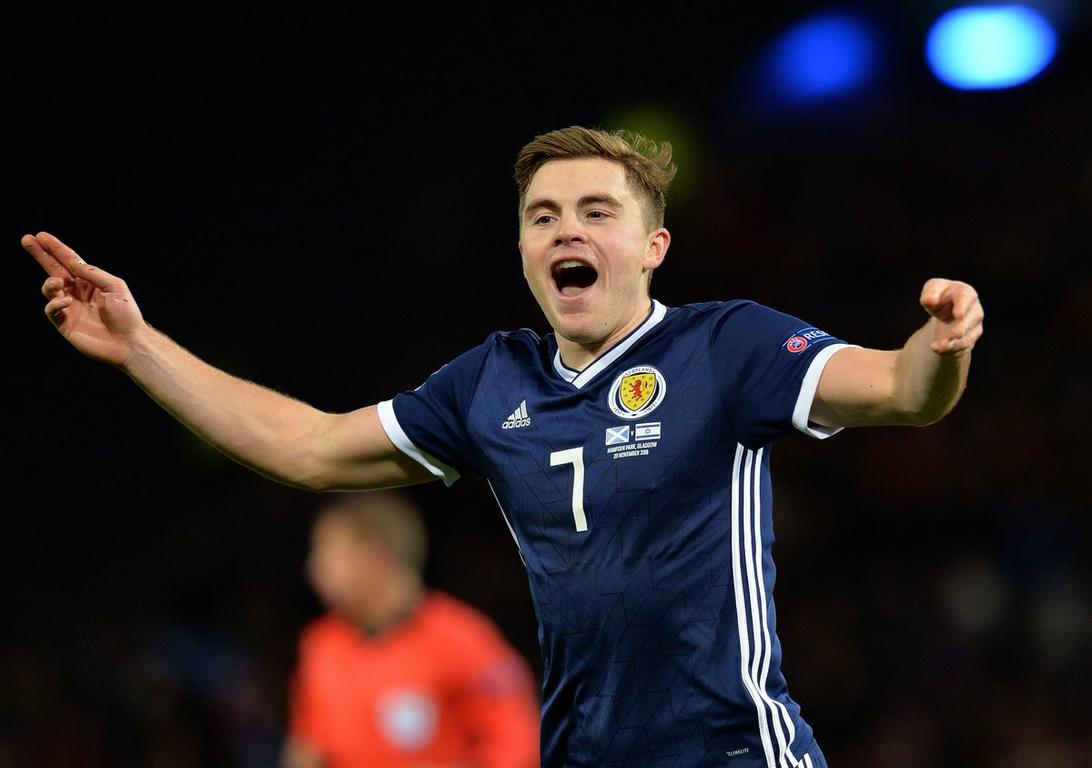 Лига наций. Хет-трик Джеймса Форреста выводит Шотландию в дивизион B - изображение 2