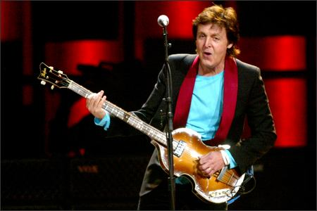 #OTD: in 2005 @PaulMcCartney brought The US Tour to American Airlines Center!