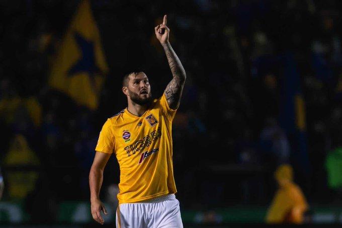 Gignac renovará mañana su contrato con Tigres Foto