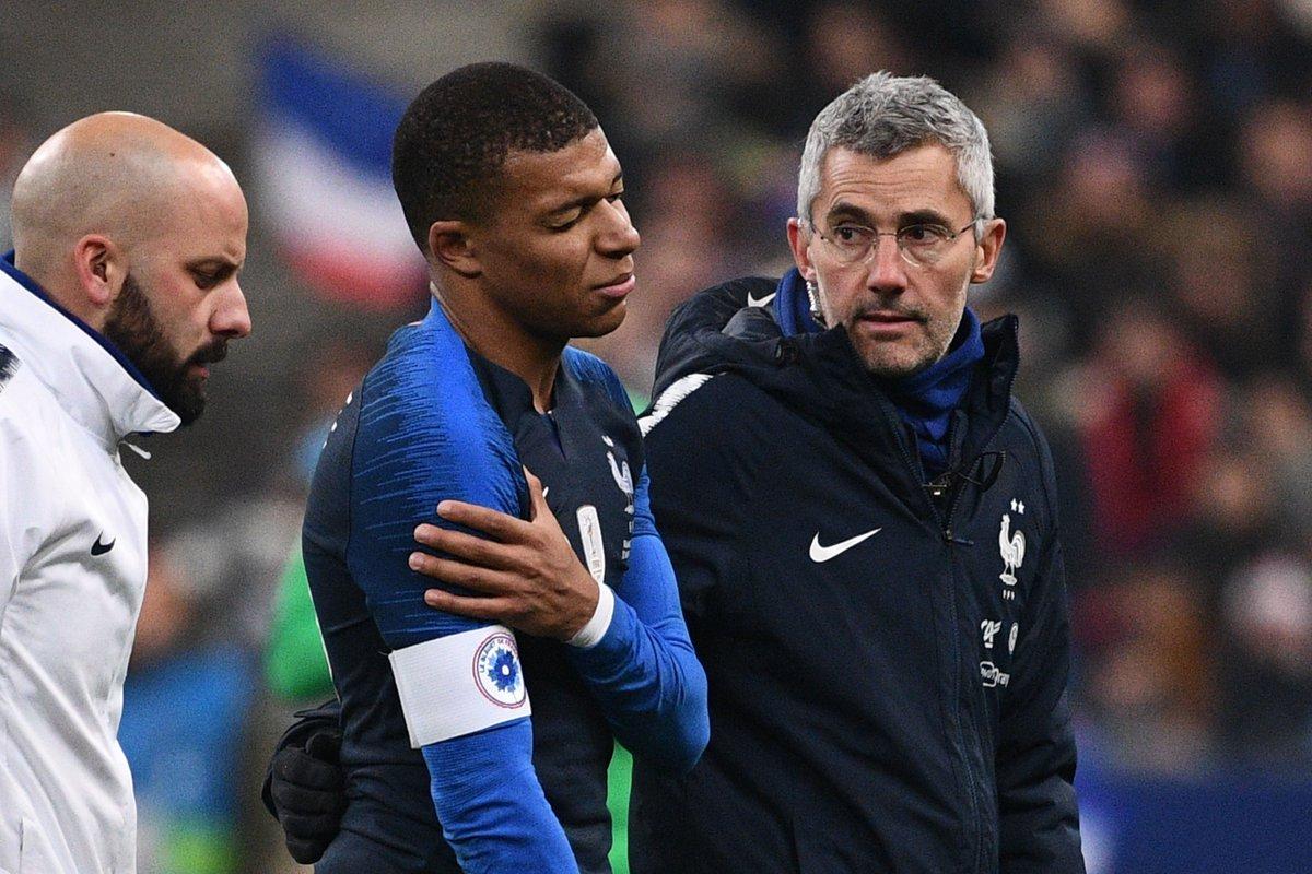 Video: Pháp vs Uruguay