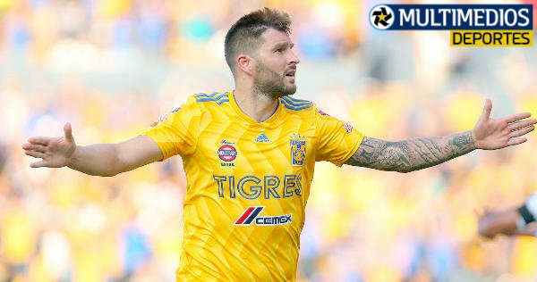 Contento por Gignac #Tigres ➡ Photo