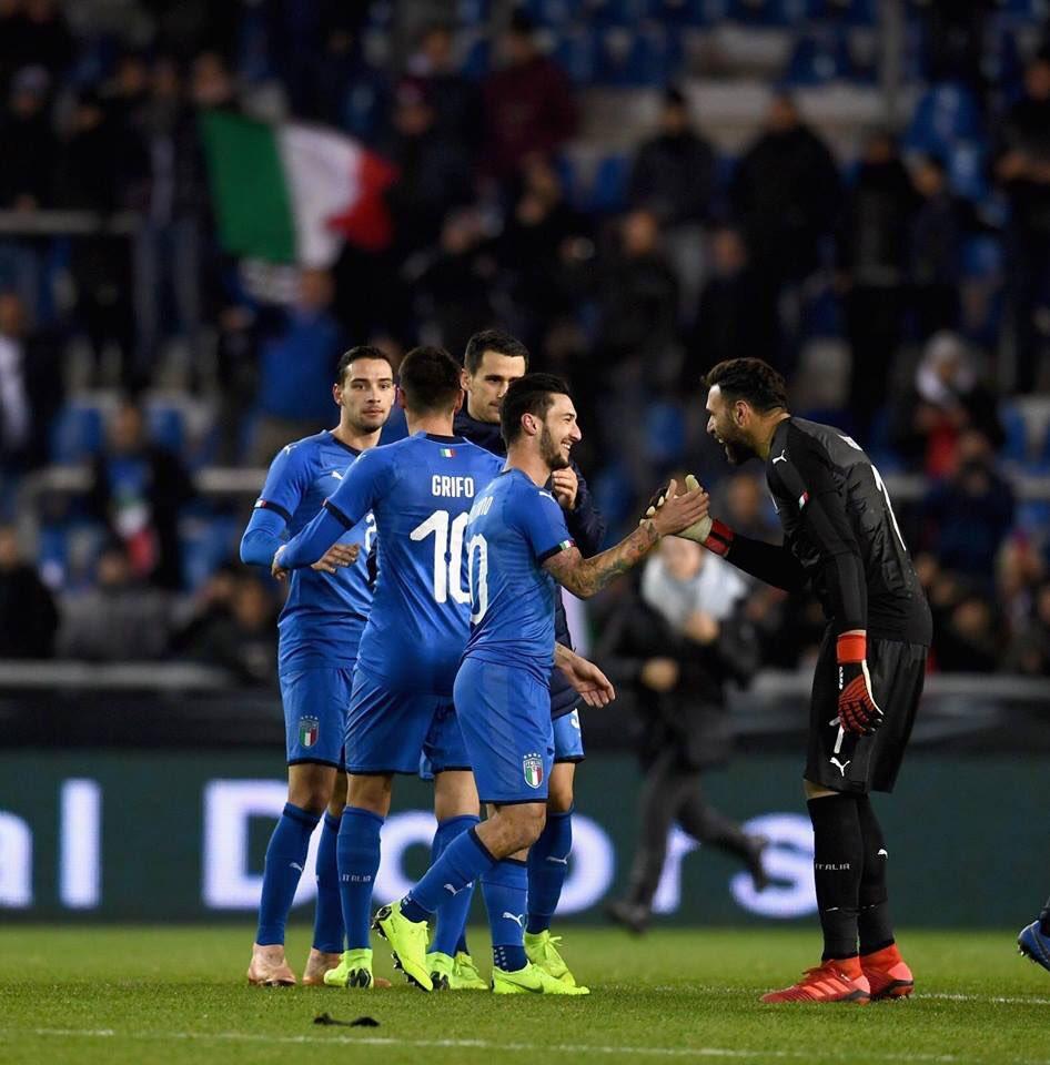 Il primo gol in azzurro non si scorda mai: contentissimo per il gol e per la vittoria, che abbiamo cercato fino all'ultimo! #VivoAzzurro #ItaliaUSA🇮🇹🇺🇸 #ItaUSA
