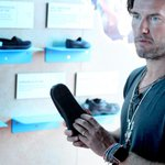 Image for the Tweet beginning: Toms Shoes' Blake Mycoskie on