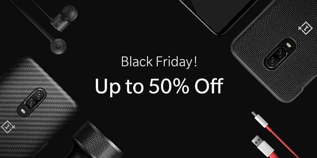 Oneplus Usa On Twitter The Black Friday Deals Keep Rolling In Save Up To 50 Off Oneplus Accessories Https T Co Ivuon0x4if