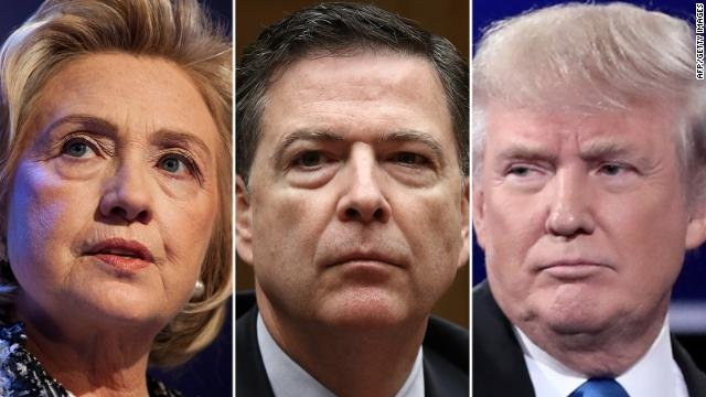 JUST IN: President Trump told the top White House lawyer in April that he wanted to order federal prosecutions of Hillary Clinton and James Comey, The New York Times reports https://t.co/UMhbEyWFBO