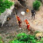 Sentinelese Twitter Photo