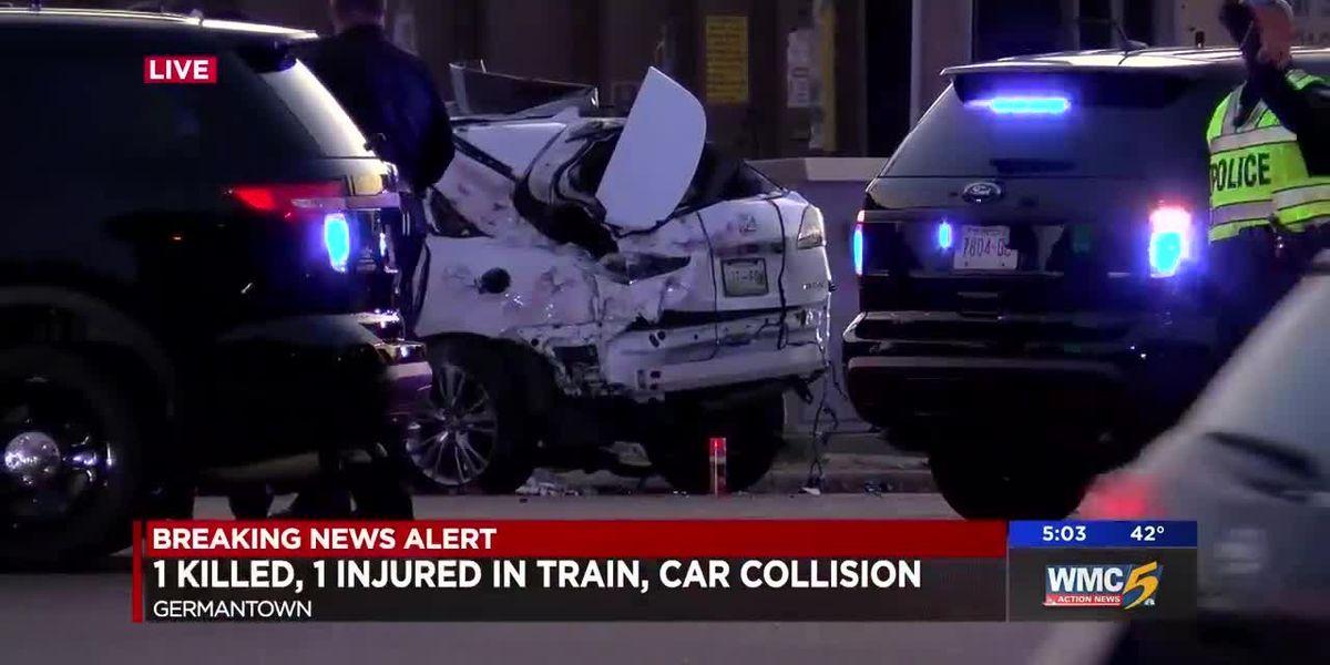 UPDATE: 2 dead after train hits car in Germantown #wmc5 >>https://t.co/TKfyH5wEiA