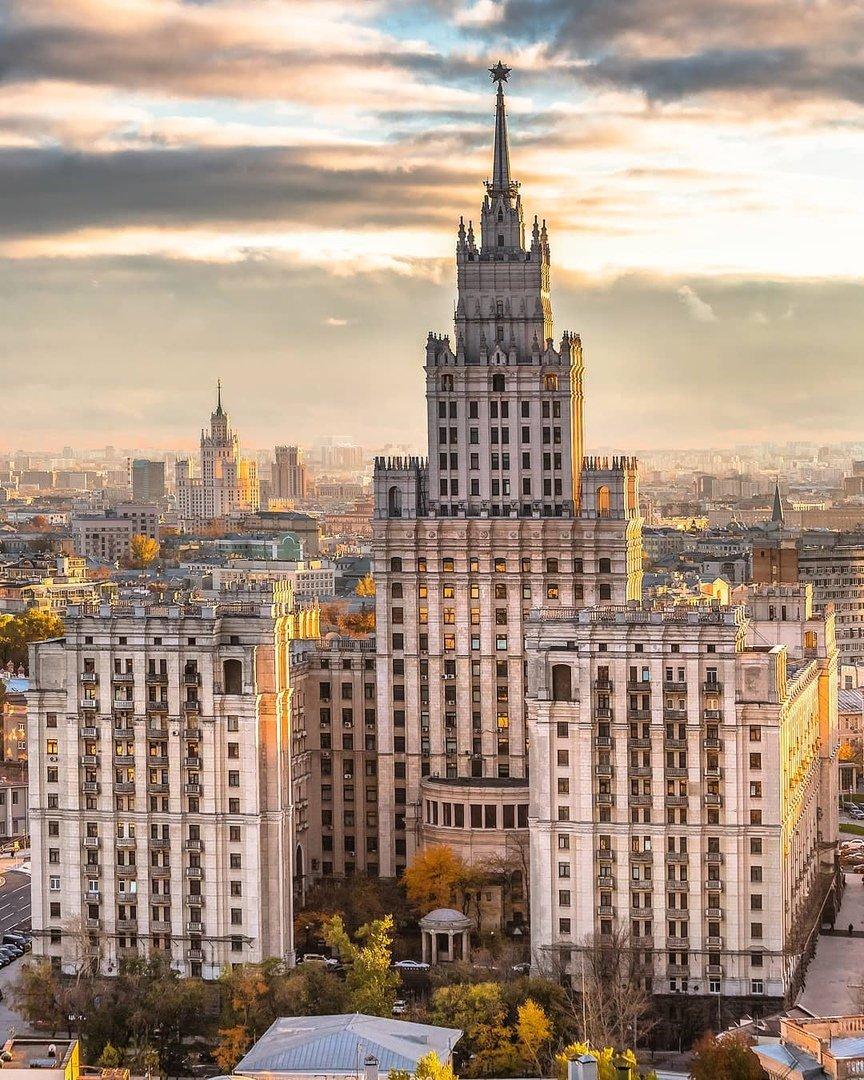 свою высотки красивые фото в москве этой статье узнаете