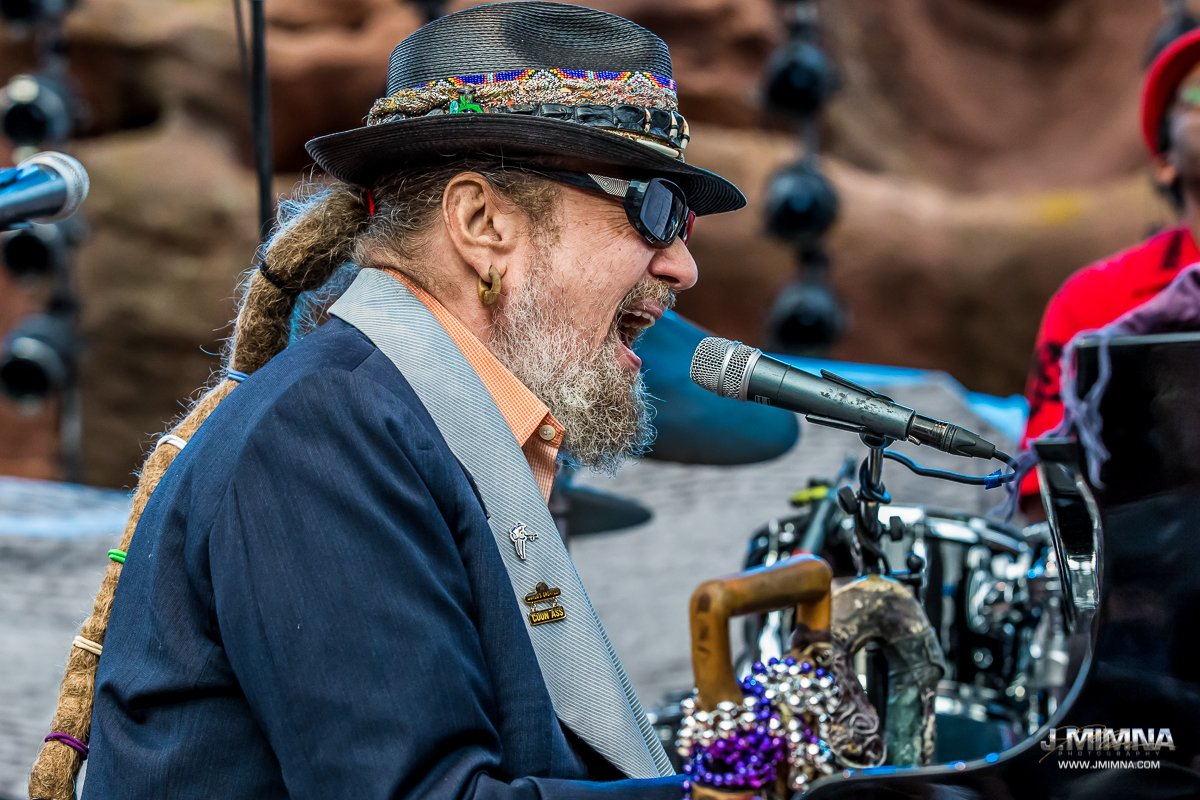 Happy birthday to the one and only, Dr. John!
