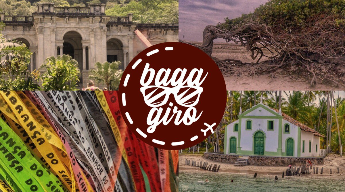 Corre lá no insta e segue o nosso perfil, o melhor conteúdo e dicas sobre viagens. Nosso insta @bagagiro e nosso site http://www.bagagiro.com.br  #viagens #viagem #viagembrasil #blogdeviagem #blog #bagagiro #vemviajar
