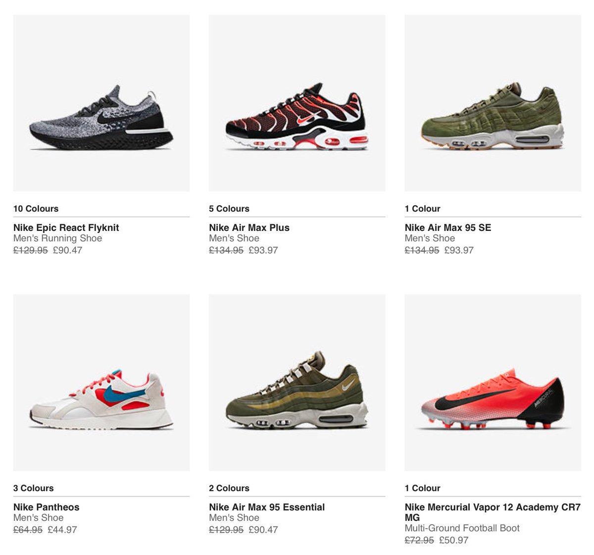 Sneaker Deals GB on Twitter: