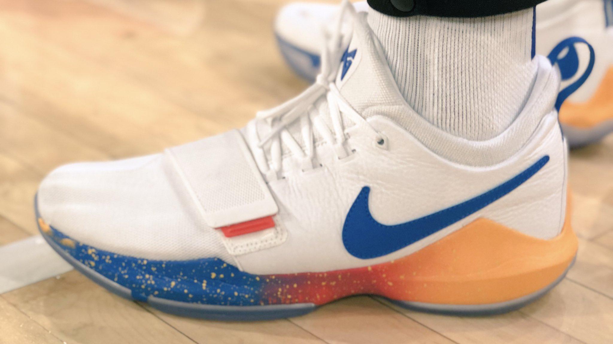 Mario Hezonja's #NBAKicks.  ��: @NBATV https://t.co/9vbWJ9UqMS