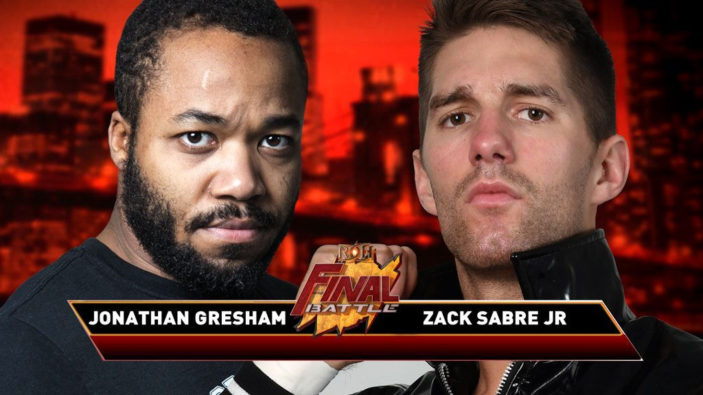 New Match Announced For ROH Final Battle, Updated Card